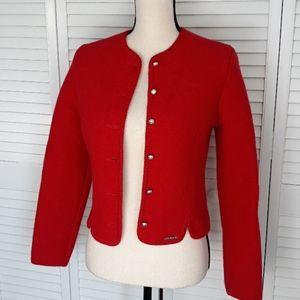 Geiger of Austria Wool Jacket 38(xs)